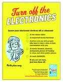 Social Skills Poster: Cell Phone Etiquette