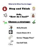 Social Skills Poster (Visual)