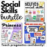 Social Skills | Pragmatics BUNDLE