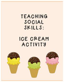 Social Skills Pretend Play Activity