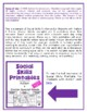 Social Skills Printables for Students with Autism SAMPLER