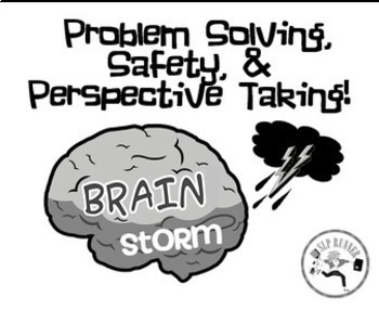 Social Skills Problem Solving Bundle