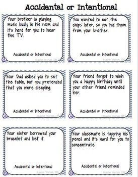 Social Skills Problem Solving Bundle