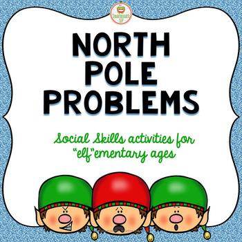 Social Skills:  Christmas Problem Solving and Emotional Regulation