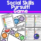 Social Skills Game with 540 Questions and Answers