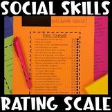 Social Skills Rating Scales