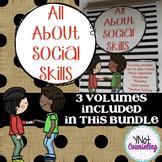 Social Skills Book: All About Social Skills