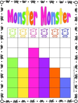 "Social Skills ""Right or Wrong?""  Safety Awareness Games *Monster Monster"