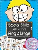 Social Skills Ring-a-lings: Behaviors