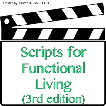 Social Skills - Scripts for Functional Living - 3rd Edition