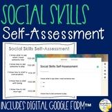 Social Skills Self-Assessment
