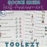 Social Skills Self-Assessment Pack-2nd Edition
