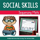 Social Skills Lesson: Sequencing Mats