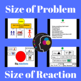 Social Skills:  Size of Problem and Size of Reaction anger