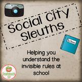 Social Skills Bulletin Board Activity
