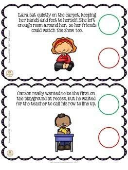 Social Emotional Learning Social Skills Activities Spring Bundle