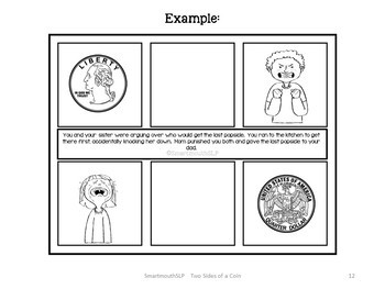 Social Skills:  Social Perspective taking activity