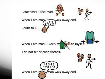 Social Skills Social Stories Social Narratives Behavior Mapping PowerPoint