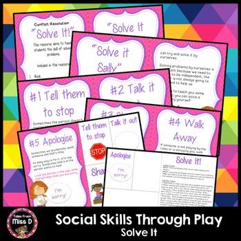 Social Skills Through Play Solving Problems