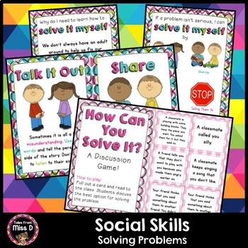 Social Skills Solving Problems