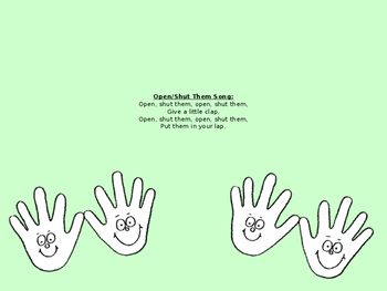 Social Skills Songs with pictures