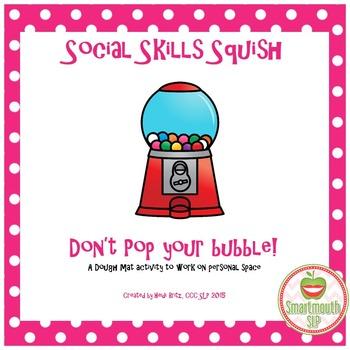 Social Skills Activities:  personal space