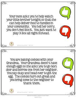 Social Skills Stories Christmas