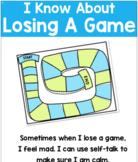 Social Skills Story 7 - Losing A Game Sportsmanship Anger Management