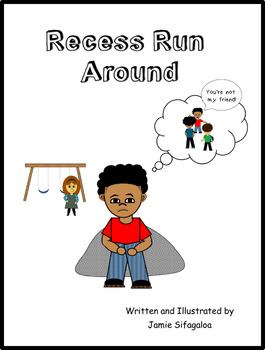 Social Story - Recess Run Around