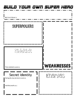 Social Skills Superhero