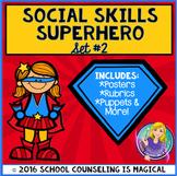 Social Skills Superhero-Set#2