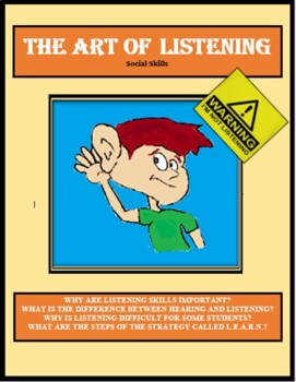 Social Skills, THE ART OF LISTENING, Life Skills