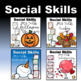 Social Skills Task Card Bundle