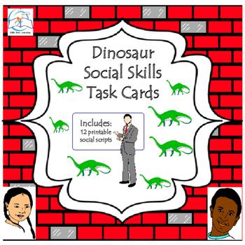 Social Skills Task Cards