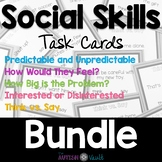Social Skills Task Cards Bundle