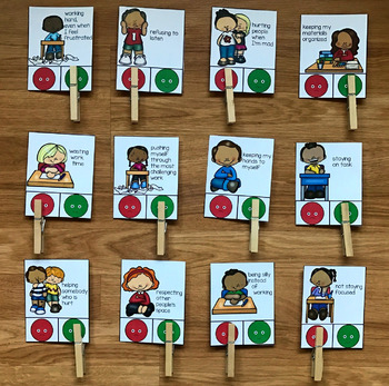 Social Skills Task Cards (Set 2)