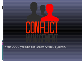 Social Skills: Teaching Conflict Resolution