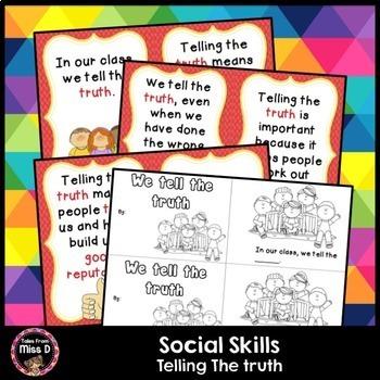 Social Skills Honesty