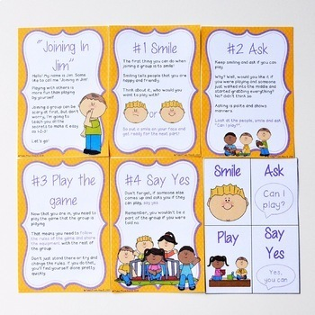Social Skills Through Play Bundle
