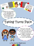Social Skills: Turn Taking Pack - Includes Social Story, v