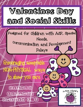 Social Skills Valentines Day Activities {Appropriate Ways