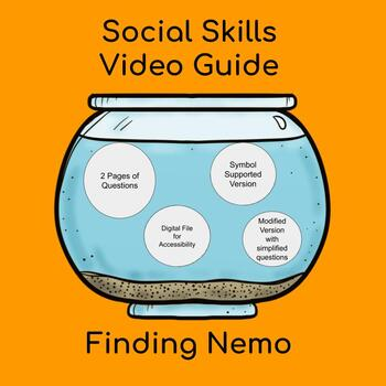 Social Skills Video Guide- Finding Nemo