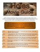 Holes- Movie- Video Discussion Guide