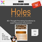 Holes- Movie Discussion Guide
