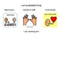 Social Skills Visual