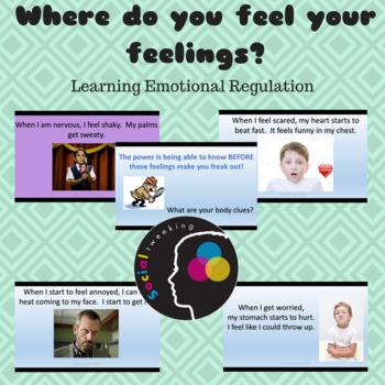 Social Skills: Where do you feel your feelings? Learning e