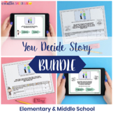 Bundle of You Decide Stories for Language & Social Skills