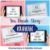 Bundle of You Decide Stories for Language & Social Skills