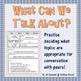 Social Skills Worksheets Bundle: worksheets & task cards to sharpen skills