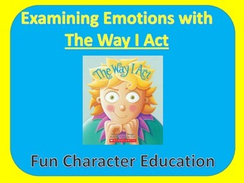 Social Skills, Feelings and Character Education with Ways